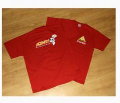 Одежда с логотипом