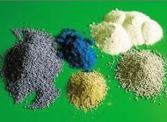 Fertilizer grade of NPK 6-19-29+3S,