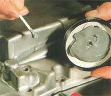 Aluminum CORE kleevy