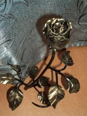 Кованые изделия. Кованые розы