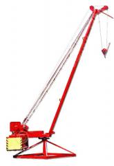 Crane Pioneer of KL-1