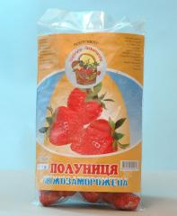 The strawberry frozen 500 g