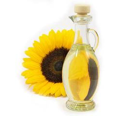 The sunflower oil which is not refined expor