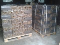 Wood briquette of PINI KEY