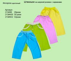 Одежда детская оптом от производителя. Одежда