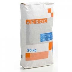 Смеси строительные сухие  AEROC