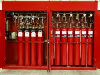 Система `WATER MIST`: Модуль пожаротушения