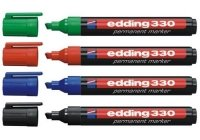 Permanent marker of Edding of 330 1-5 mm of