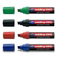 Permanent marker of Edding 390 4-12 of mm of