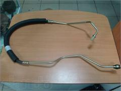 Power steering hose repair