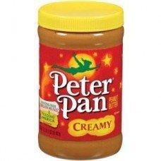 Арахисовое масло (паста) Peter Pan 462 грамм