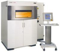 Systems of fast production EOSINT P800 (EOS GmbH,