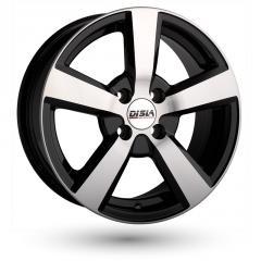 Автомобильные литые легкосплавные алюминиевые диски Formula