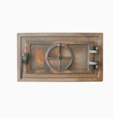 Pig-iron door cindery W190085