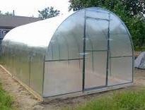 Greenhouse EKO - TOP of 3 3х6 m Standard of 8 mm