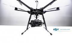 Гексакоптер DJI S800 EVO