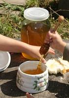 Мед липовый в продаже, Украина