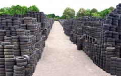 Tires from Europe R13-17 wholesale