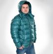 Куртки утепленные пуховые