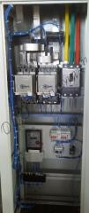 The non-standard equipment on the project of the