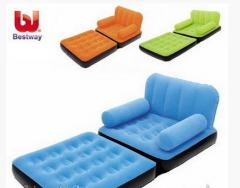 Inflatable Intex 67277 chair-bed