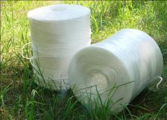 Rope polypropylene - twine polypropylene the Field