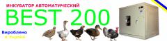 Incubator of quail eggs, incubator for quails,