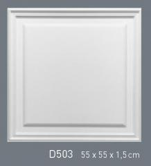 D503 дверная панель Размер: 550Х550Х15