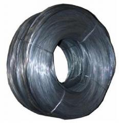 Проволока термически обработанная - вязалка