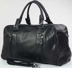 Дорожная сумка, натуральная кожа Наппа