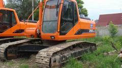 DOOSAN 255LCV excavator