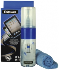 Cleaner for cleaning of the Fellowes 250 screen of