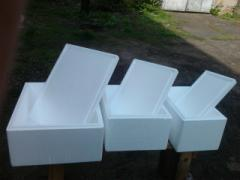 Thermobox of foam 20 l