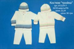 Children's suit, article 07222417