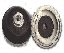 Head aluminum-rubber