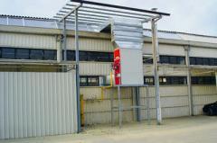 Генераторы теплого воздуха  SP : Промышленные