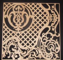 Изделия деревянные резные, Деревянные изделия на