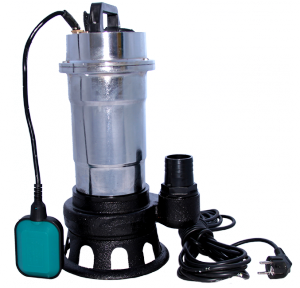 The fecal pump SWP APC-pumps, the case from