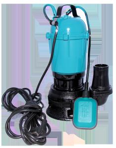 Fecal pump WQD-1.1 APC-pumps (pig-iron case)