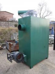 Generator of hot air of m 50, m 100, m 200