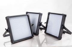 LED F&V K4000S KIT SET (3 lamps)