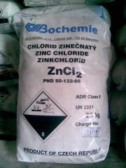 Zinc chloride (zinc chloride), packaging bags of