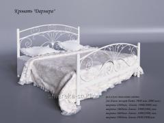 Кровать кованая Дармера