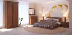 Bed of Elite, K1-K5 color, furniture Set for a