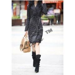 Демисезонное пальто дутик Chanel