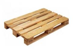 Export of pallets and preparations for pallets,