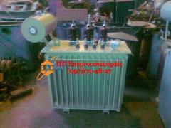 TM-100/10/0,4 transformer; TM-100/6/0,4; TM of 100