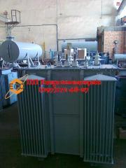 Трансформатор ТМ-1000/10/0,4; ТМ-1000/6/0,4; ТМ