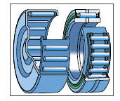 Quill bearings, price
