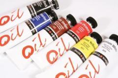 Масляные краски Graduate Oil